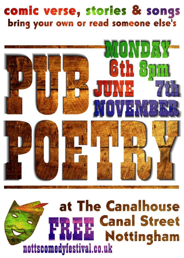 Canalhouse 7th Nov
