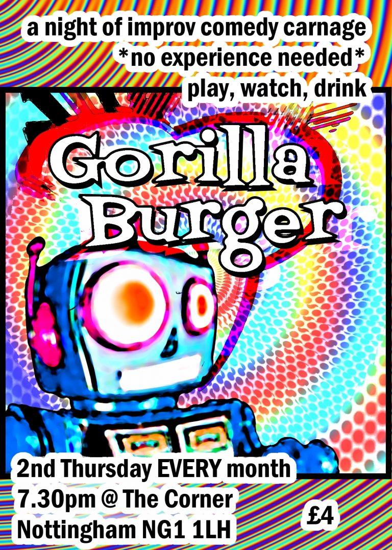 Gorilla Burger2015