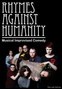 Rhymes Against Humanity - Musical Improvised Comedy