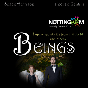 Beings at Nottingham Comedy Festival