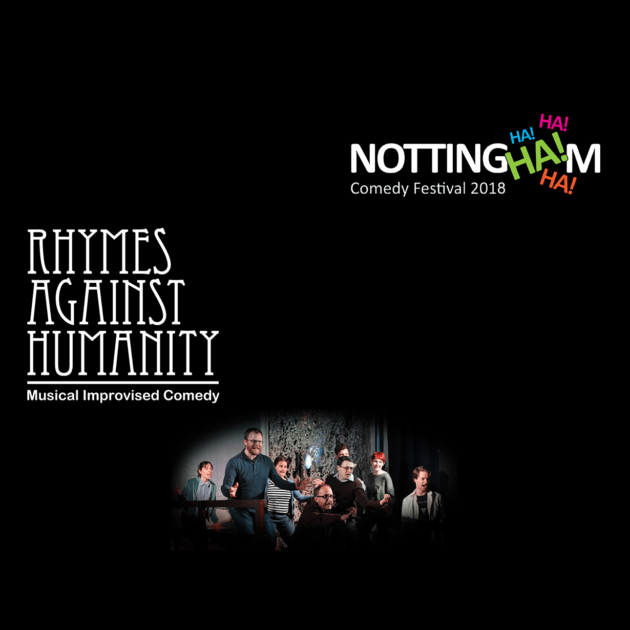 Rhymes Against Humanity - Nottingham Comedy Festival