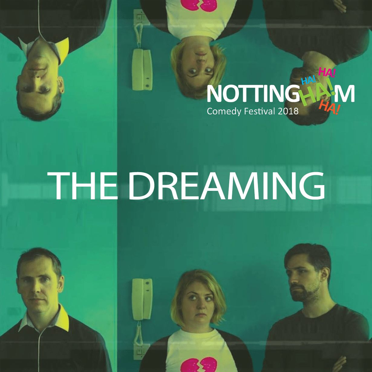 The Dreaming at Nottingham Comedy Festival