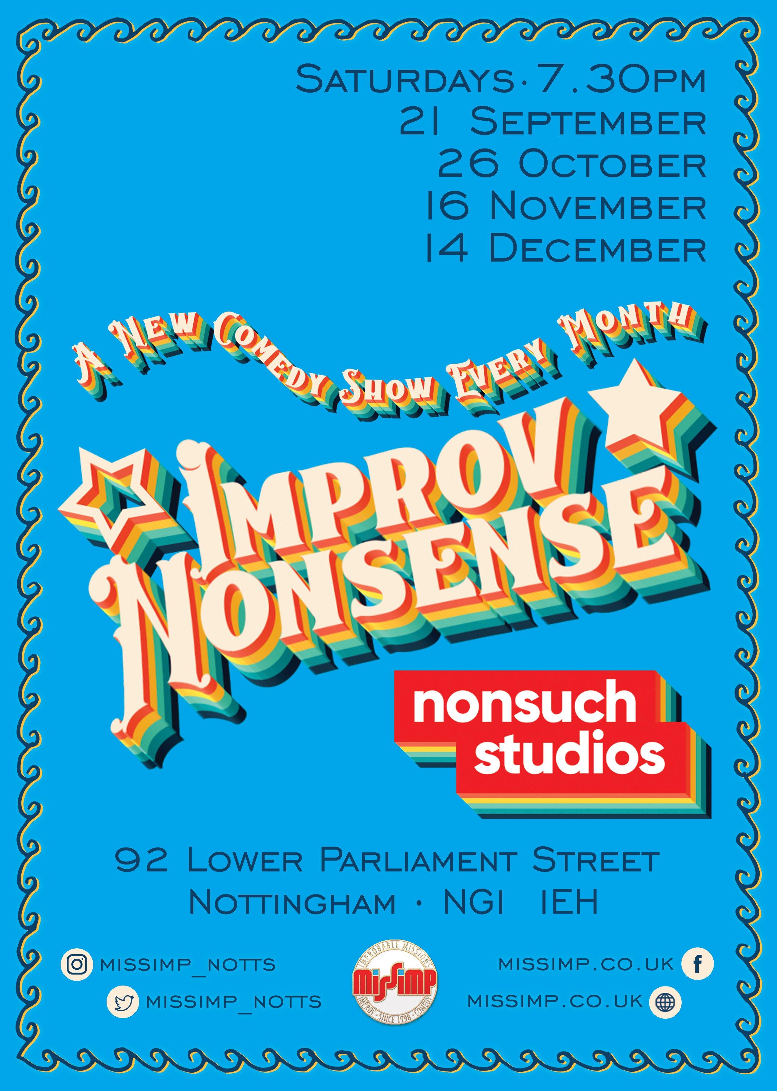 Improv-Nonsense-A4