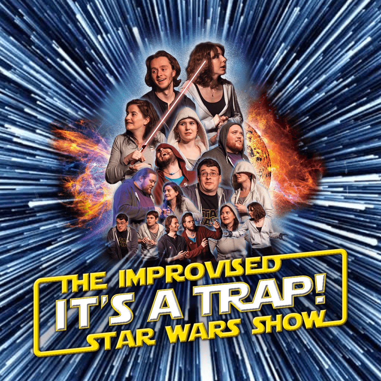The Improvised Star Wars Show