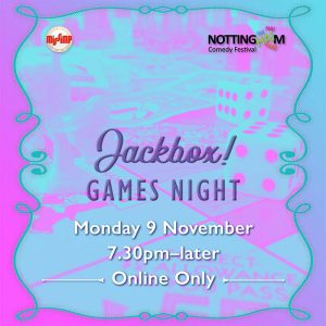 Jackbox Games Night - NCF 2020
