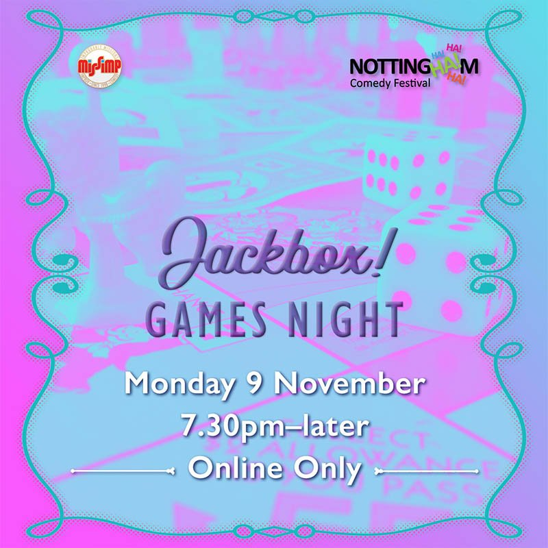 Jackbox Games Night - NCF 2020