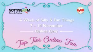 Top Tier Online Fun - Improv and Fun with MissImp - NCF 2020