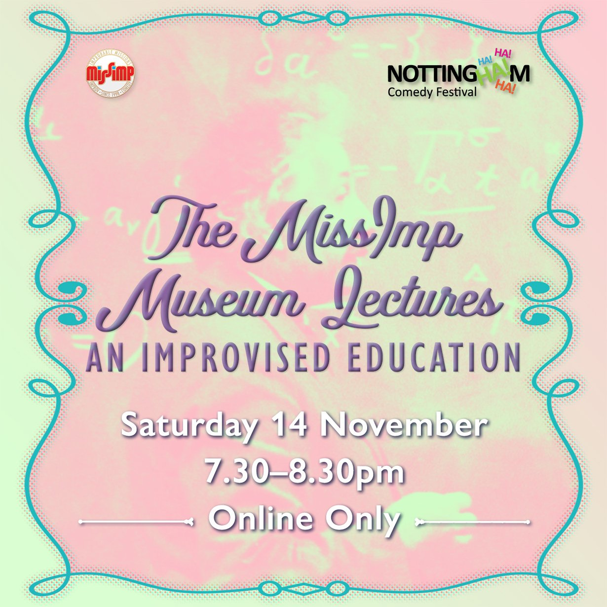 The MissImp Museum Lectures, An Improvised Education - NCF 202
