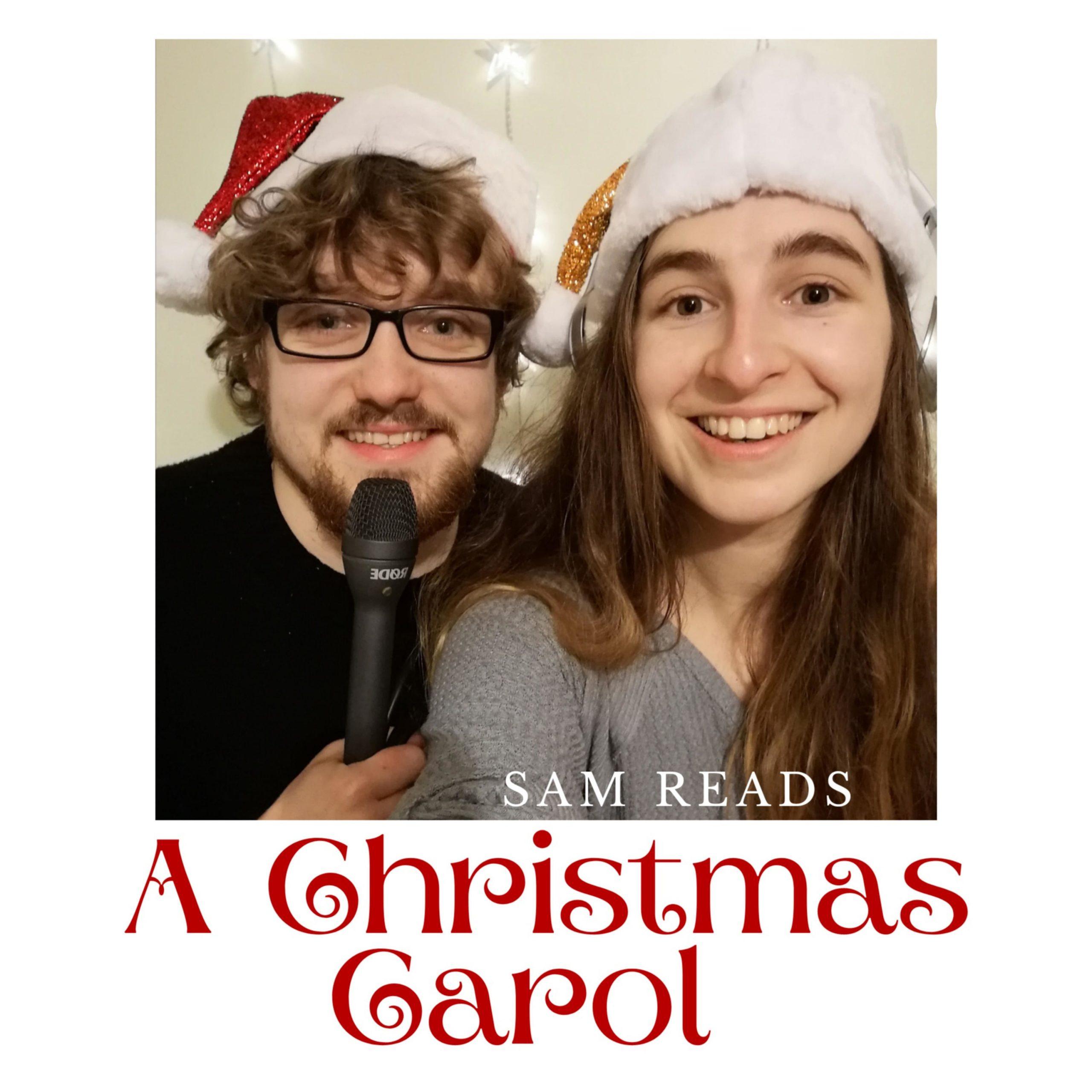 Sam Reads A Christmas Carol