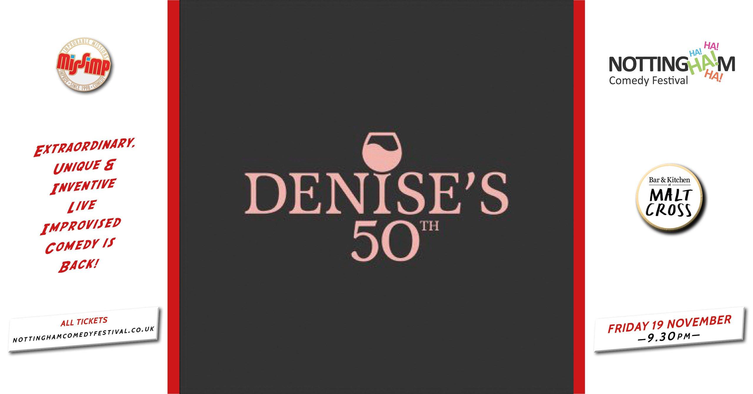NCF2021 Denise's 50th