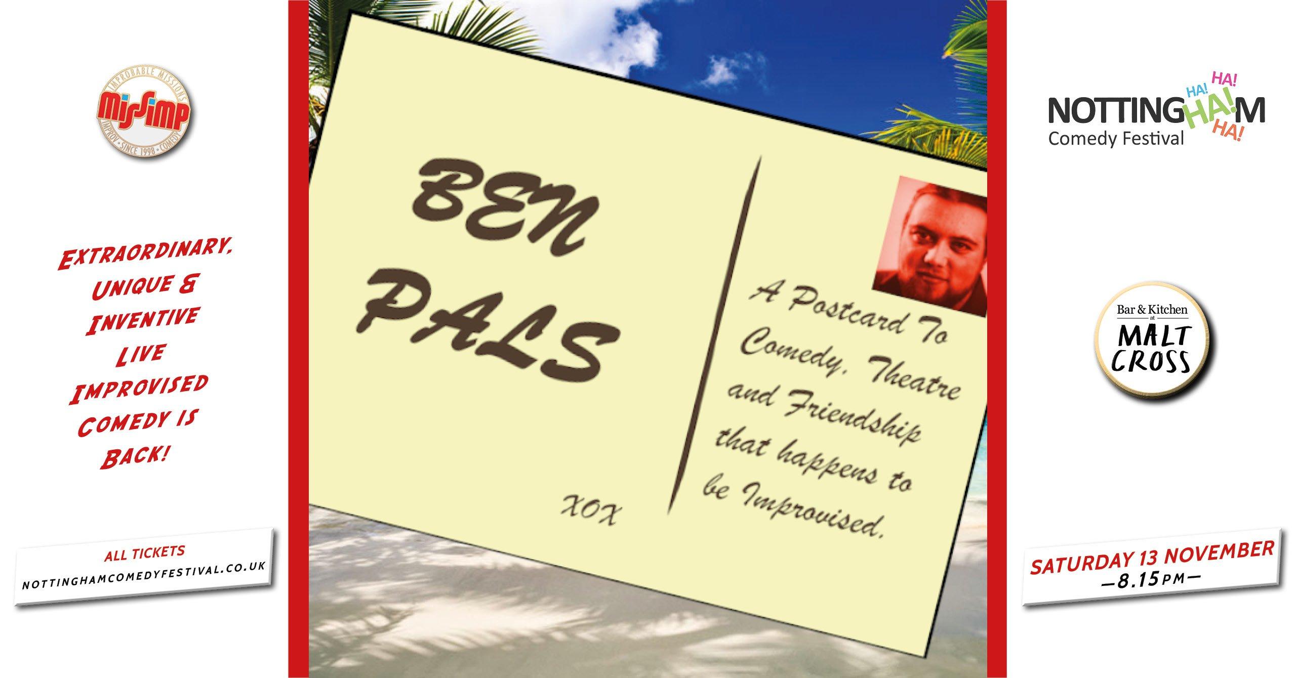 NCF2021 Ben Pals