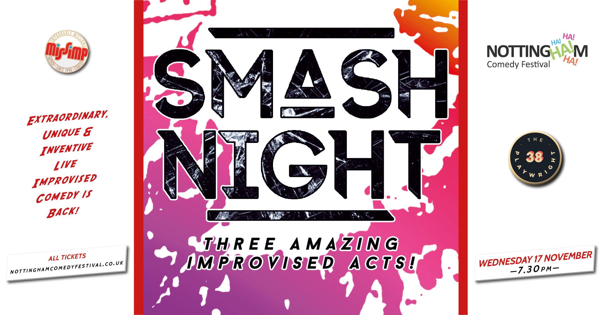 NCF2021 Smash Night