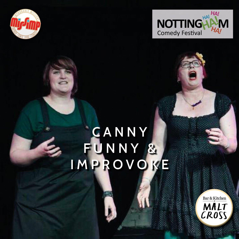 NCF2021 Canny Funny & Improvoke