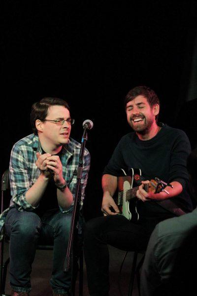 The Improclaimers, Live!