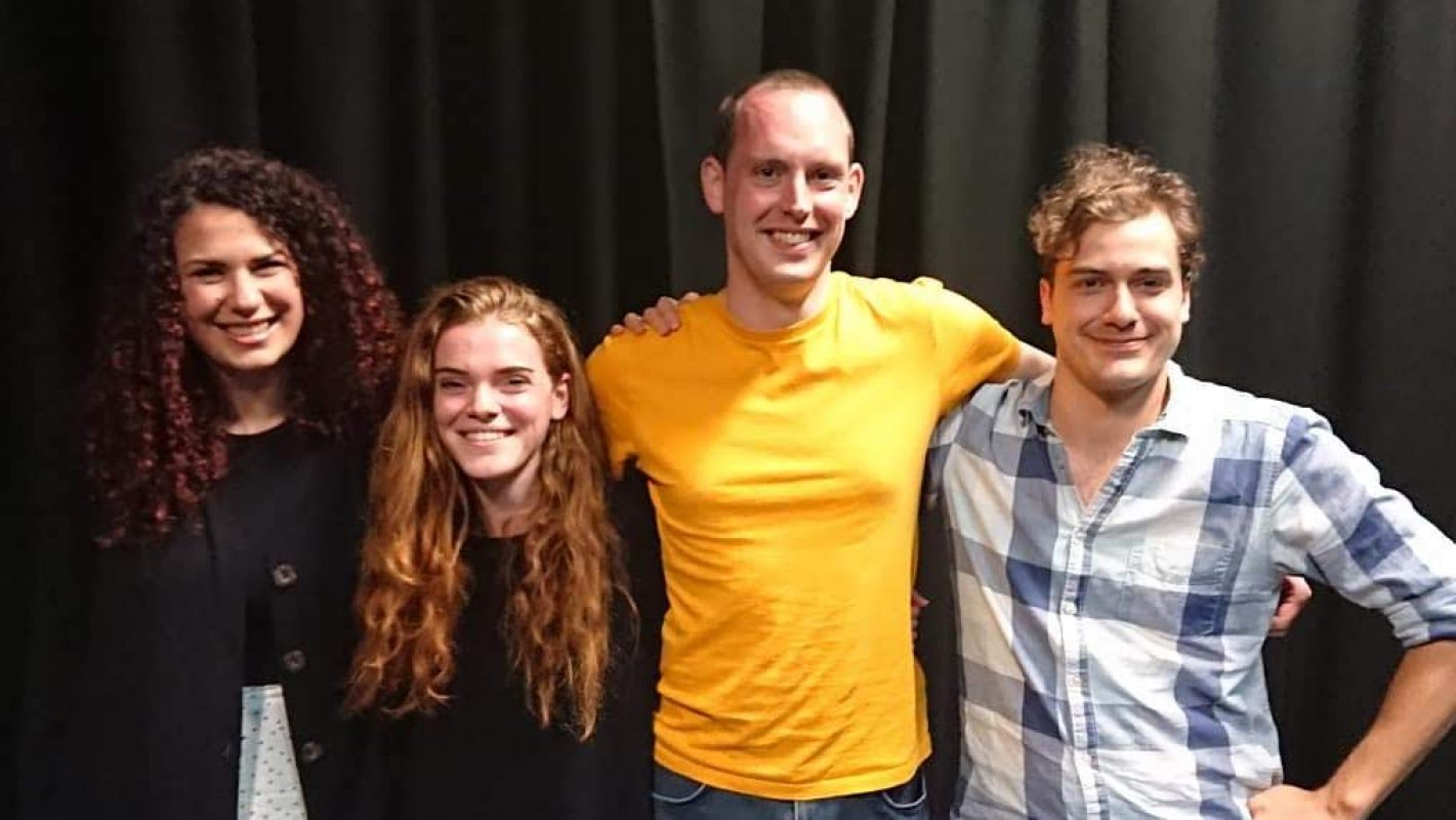Five Chubby Foxes at Nottingham Playhouse