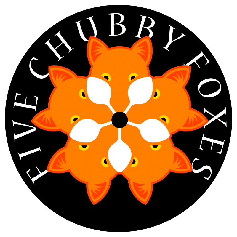 Supported by Five Chubby Foxes!