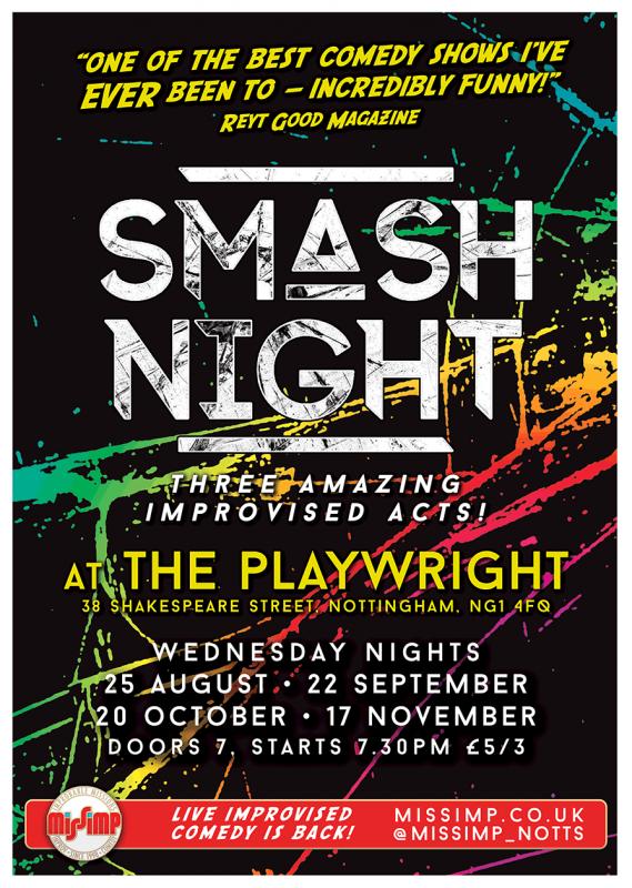 Smash Night