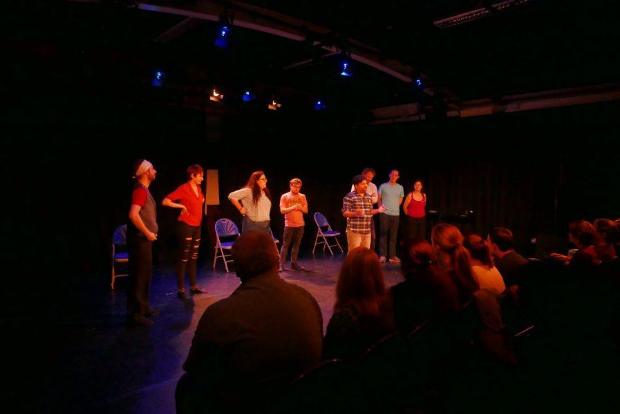 Smash Night at Nottingham Playhouse