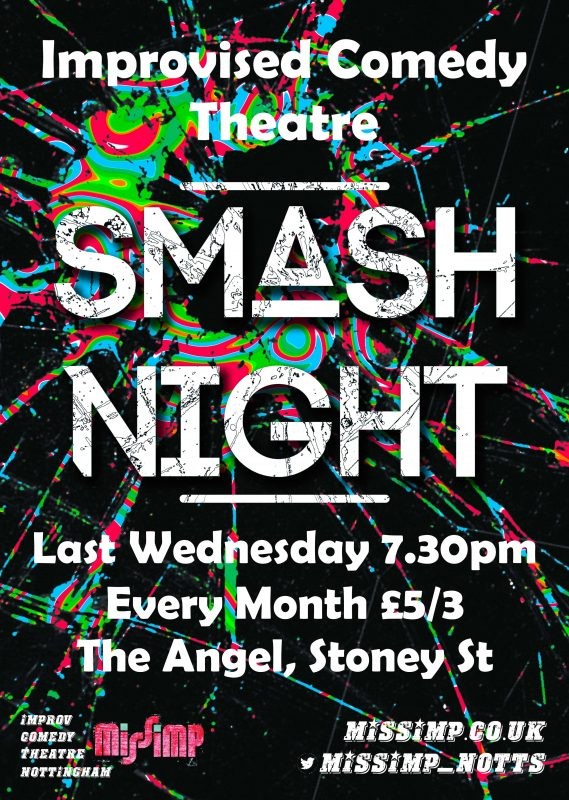 Smash Night A3 - last Weds 2